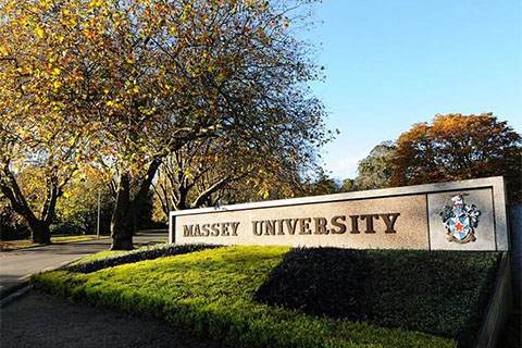 Massey campus sign