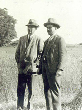 1926 Professors Peren and Riddet