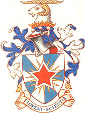 Massey University Coat of Arms