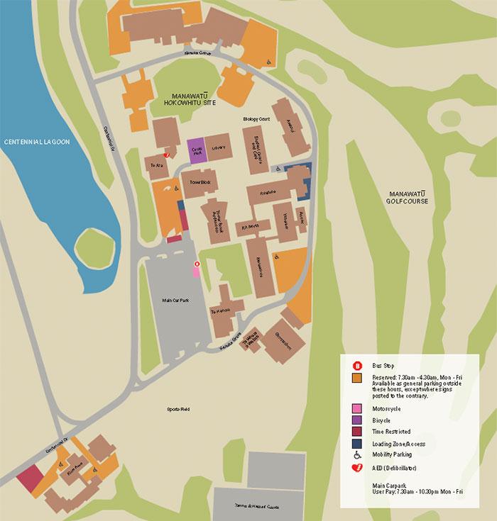 massey albany campus map Campus Maps Massey University massey albany campus map
