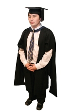 Wearing academic dress - Massey University