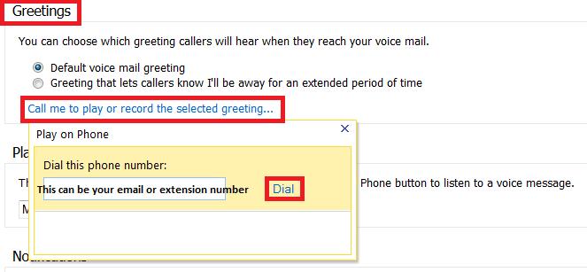 Voice mail setup voice mail greeting via outlook web access setup voice mail greeting via outlook web access m4hsunfo