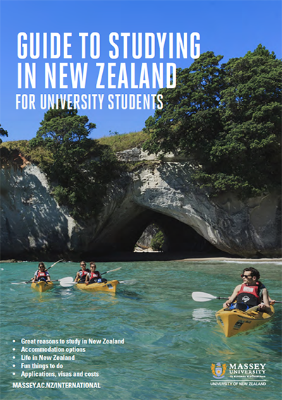 Guide To Studying In NZ
