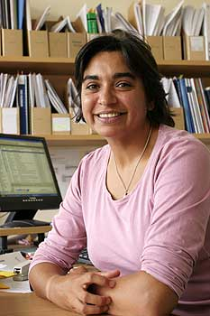 Senior Lecturer in Public Health Dr Mona Jeffreys