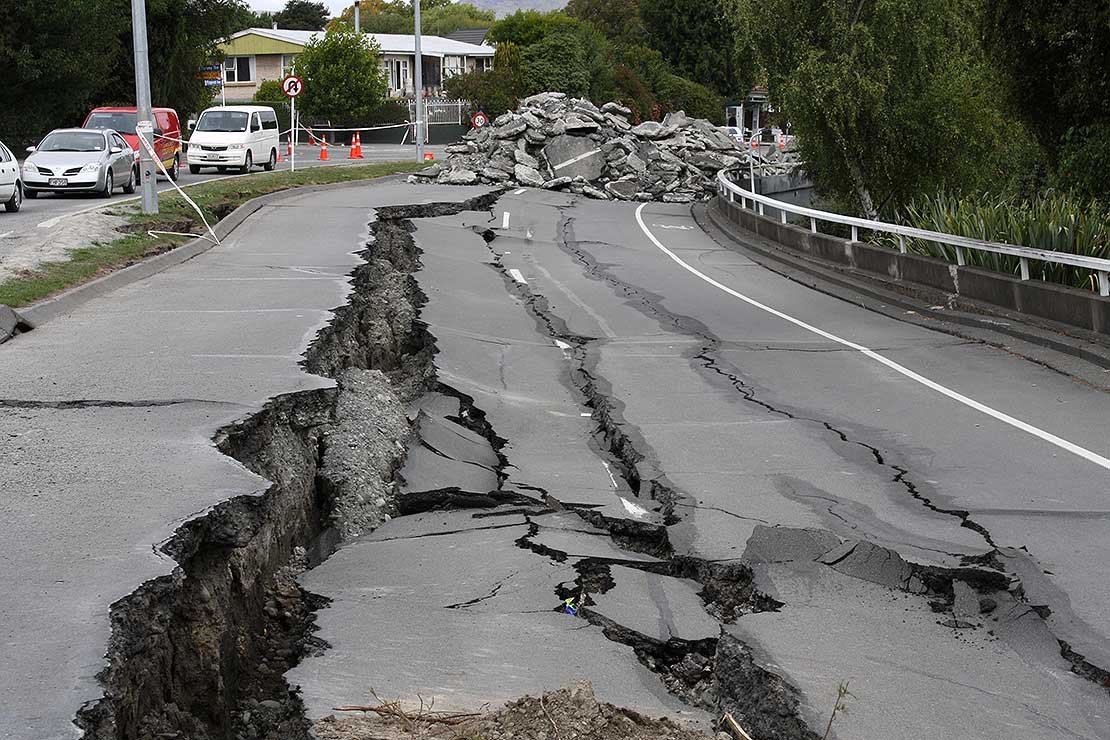 Quakes Reinforce Need For Emergency Water Supplies