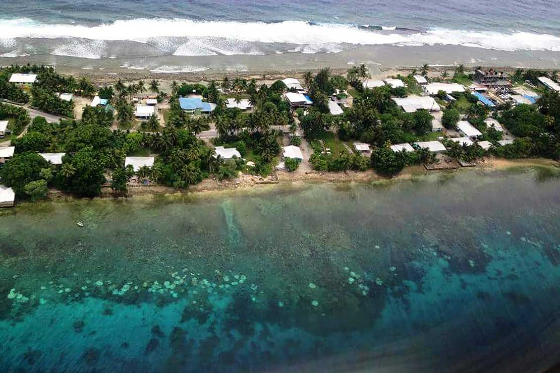climate changes implications to pacific islands The pacific islands climate change cooperative brings together diverse  stakeholders to understand and adapt to the impacts of climate change in the  pacific.