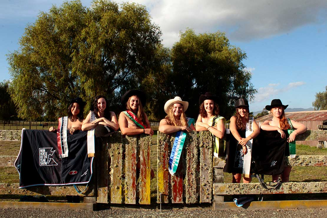 Wild Women from Northumberland group bare all for