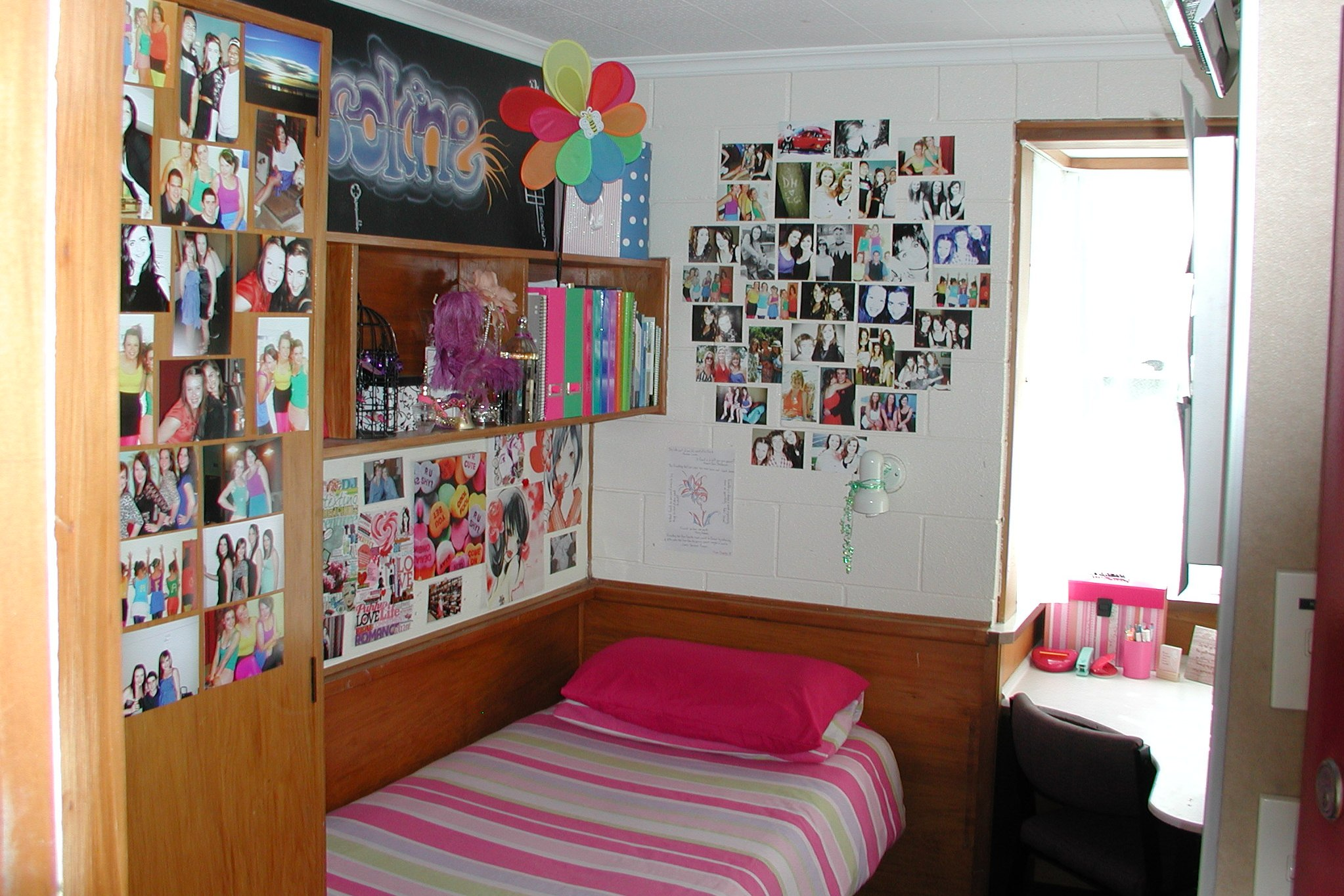 Rooms and facilities massey university for Bedroom ideas student
