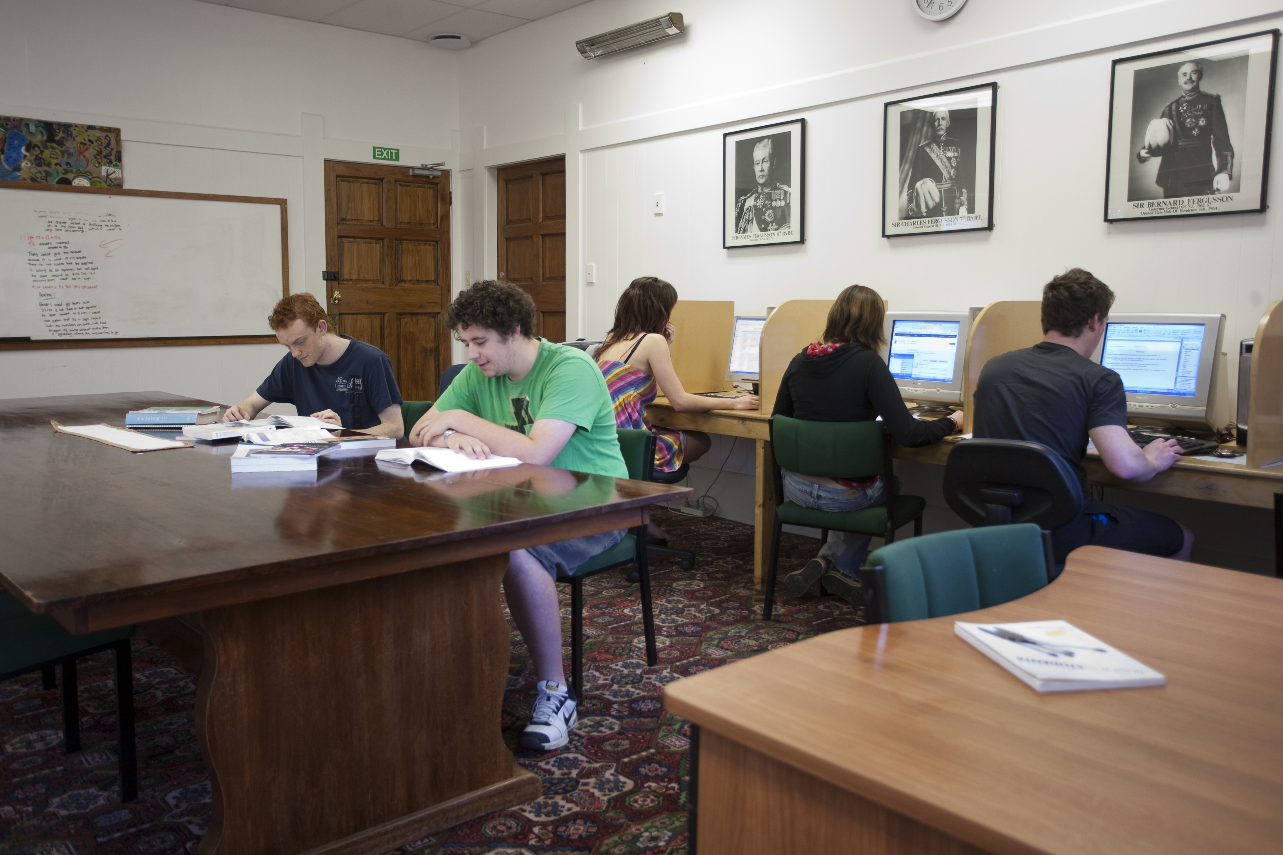 Rooms and facilities massey university - Images for study room ...