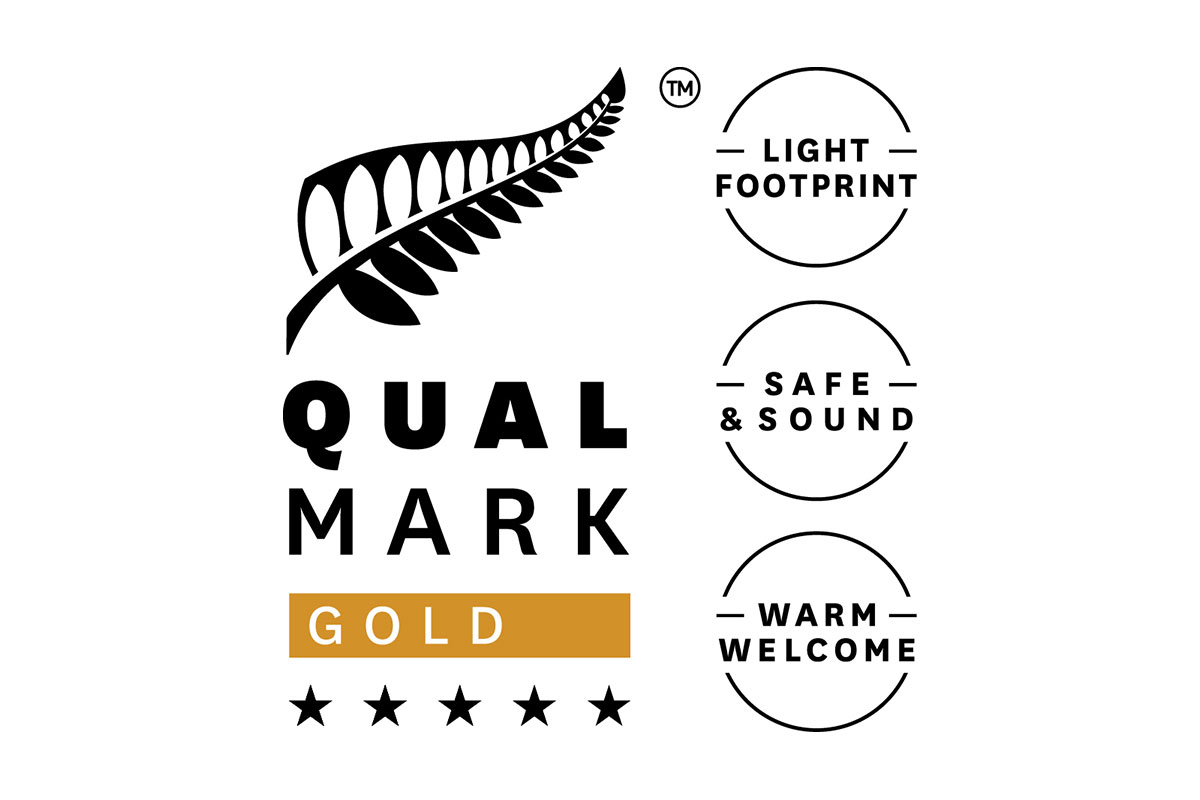 Qualmark accreditation
