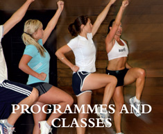 Programmes and Classes