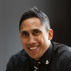 Read about graduate Joe Harawira
