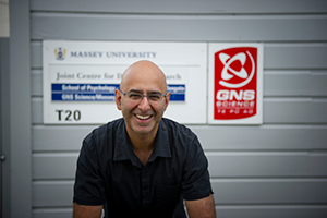 Sarb Johal, Centre for Disaster Research