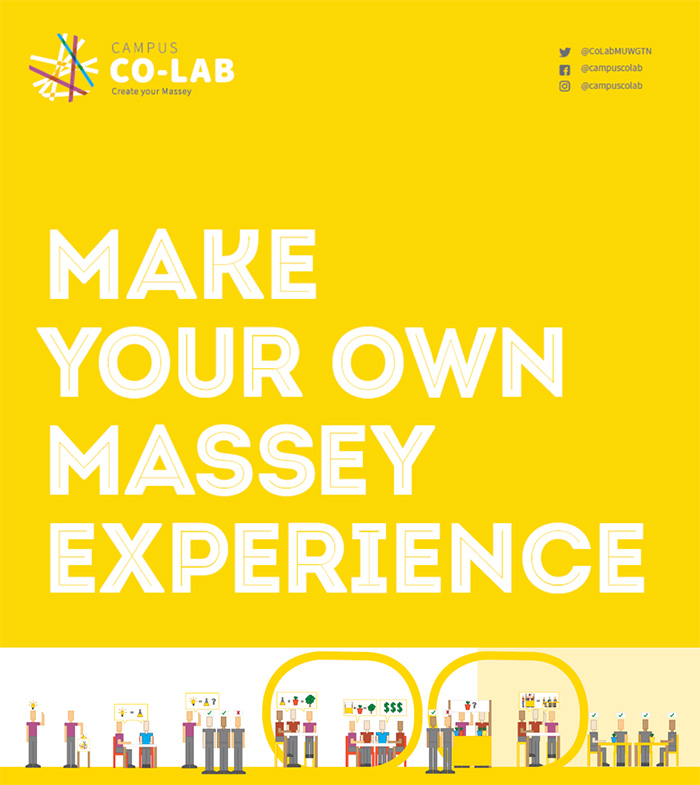 Make your own Massey experience