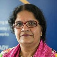 Dr Pushpa Wood staff profile picture