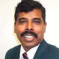 Dr Raja Peter staff profile picture