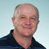 Associate Professor Ian Bond staff profile picture