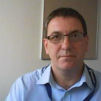 Dr Anthony Fisher staff profile picture