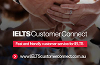 IELTS Customer Connect