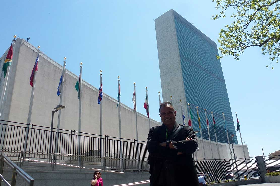 Massey represented at United Nations forum
