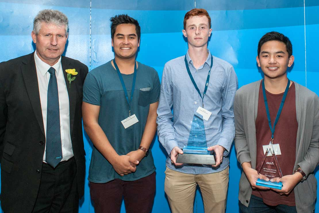 Westlake Boys takes out Economics Challenge