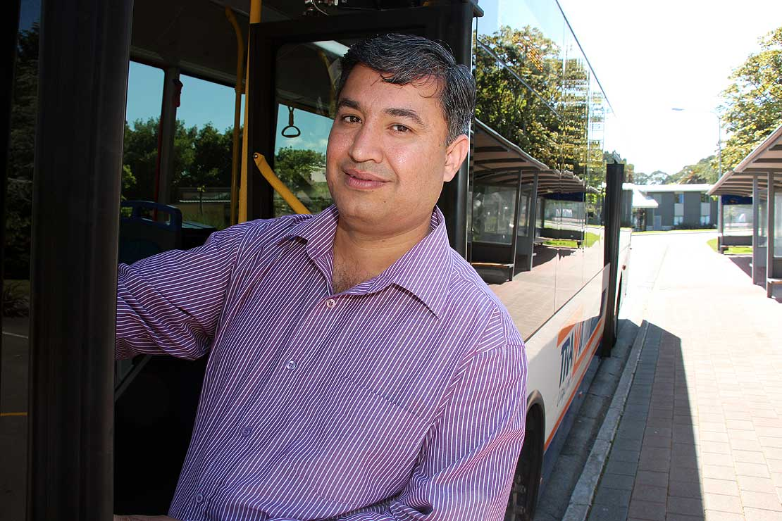 Straightening out Auckland's bus services