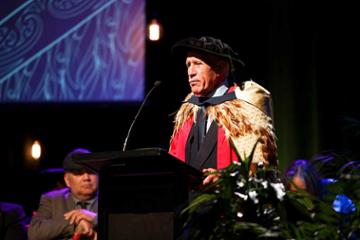Lifetime devotion to Māori education recognised with highest honour