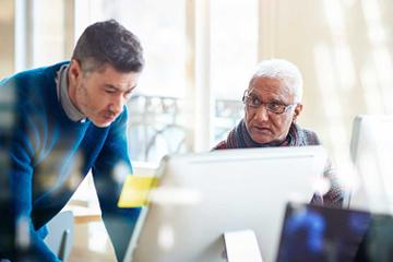 Keeping older employees engaged and at work