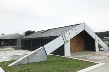 Wellington campus marae nearing completion