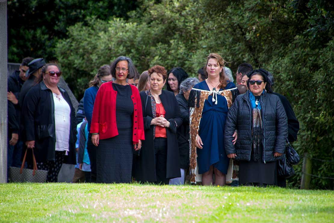 New VC welcomed with powhiri