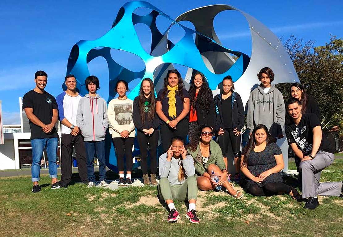 New recruitment programme impresses young Māori