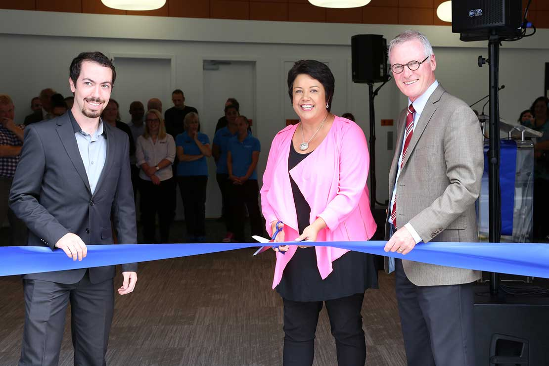 Auckland student accommodation officially opened