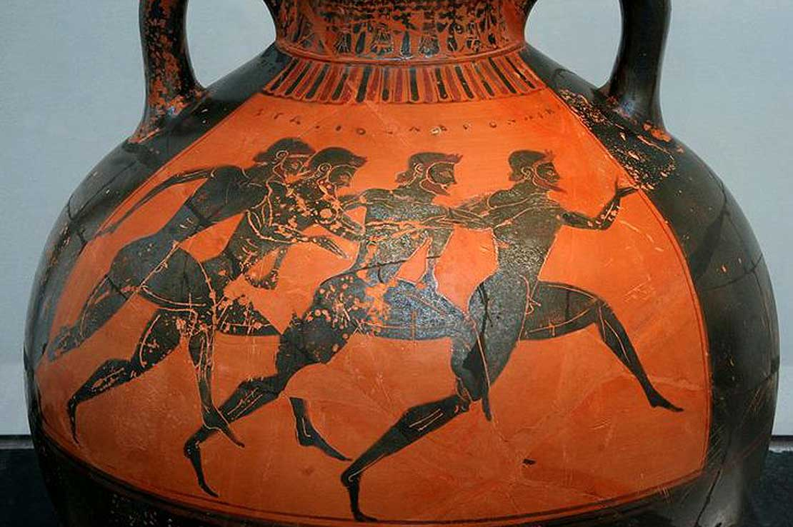 Opinion: Fair play in ancient sport - was divine aid the Greeks' steroids?