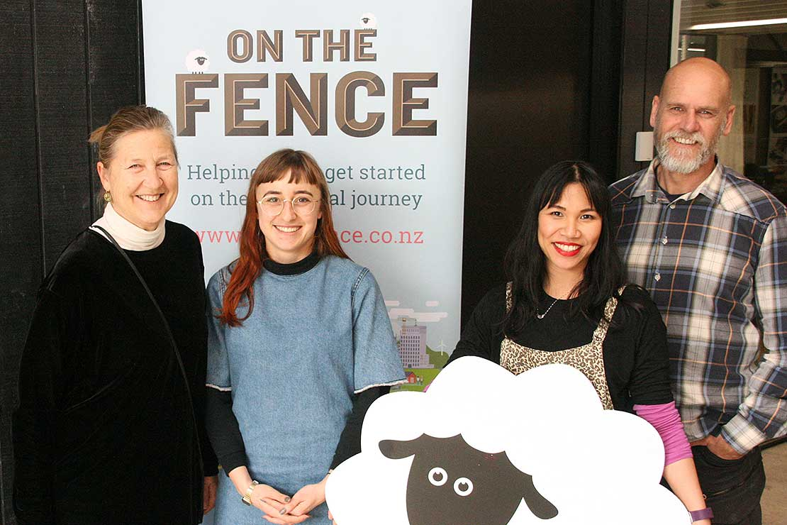 On the Fence team nominated for innovation awards