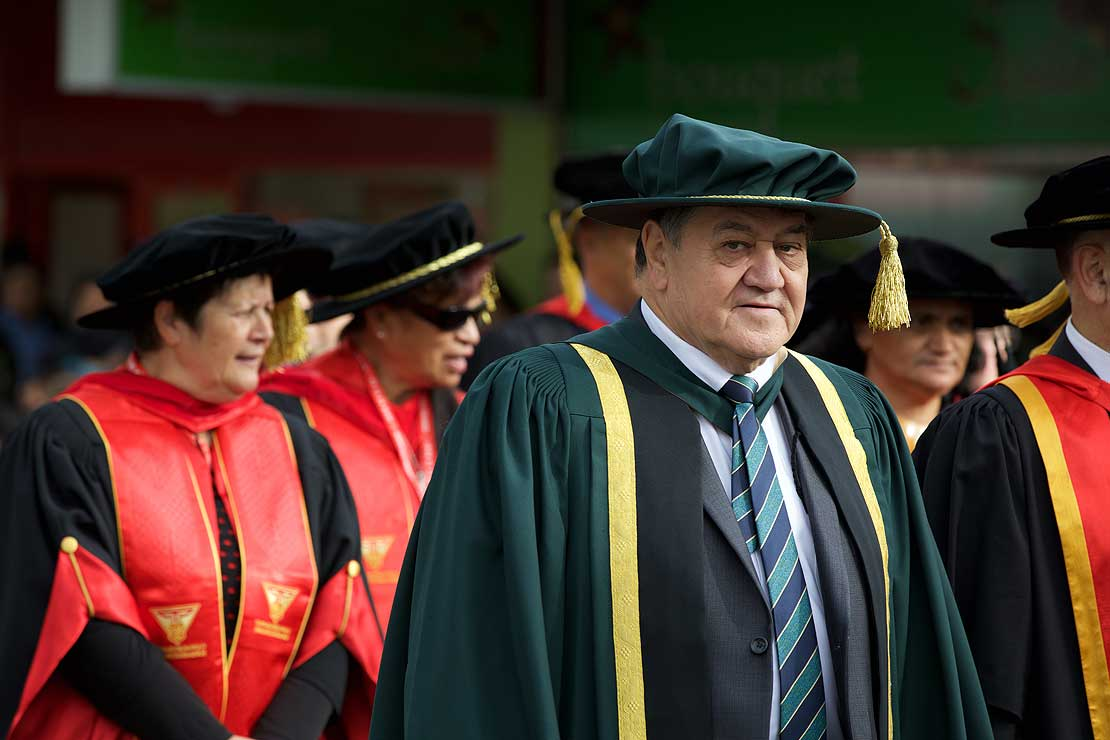 Massey University appoints new Deputy Vice-Chancellor Māori