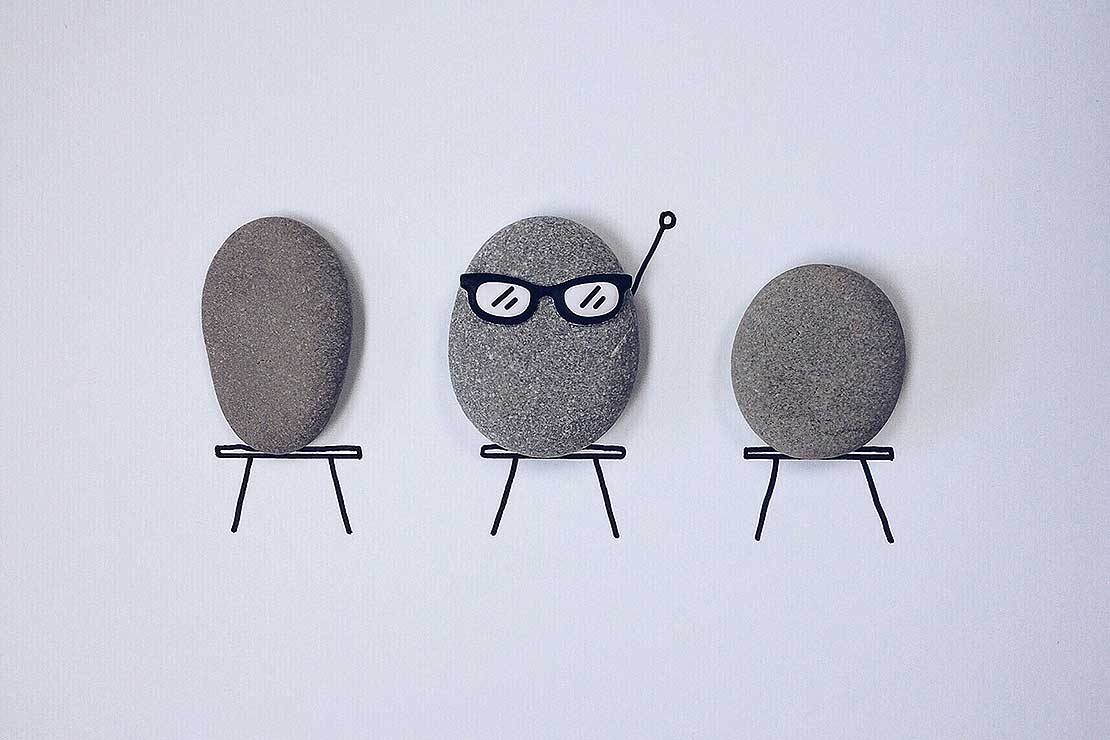 Ig Nobel award winners assess the personality of rocks