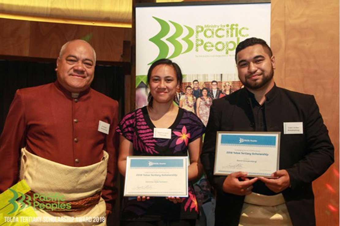 Pasifika students rewarded for science studies