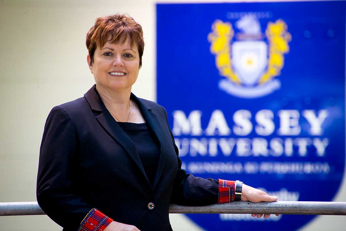 Vice-Chancellor Professor Jan Thomas