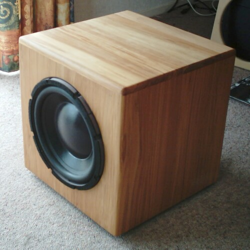 Diy Subwoofer And Amplifier