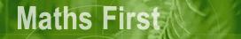 MathsFirst logo